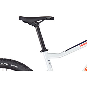 HAIBIKE SDURO HardSeven 5.0, white/orange/blue